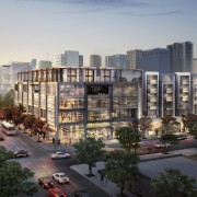 IDEA1 Rendering - I.D.E.A. District San Diego - Live Work Play