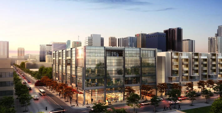 IDEA District - IDEA1 Rendering