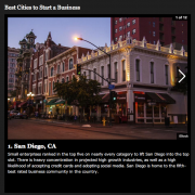 San Diego Best Cities