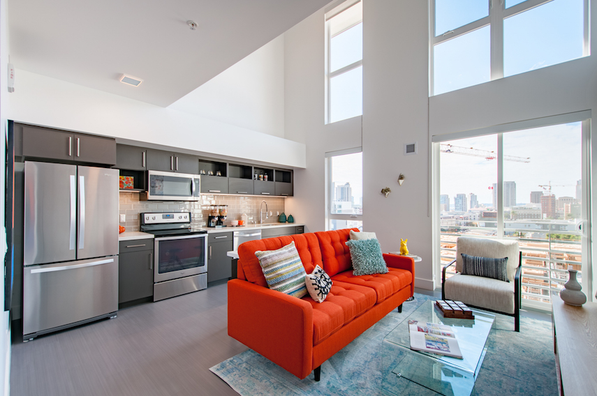 IDEA1 Live Work Create Play Apartments San Diego East Village   IDEA  District 32 ...