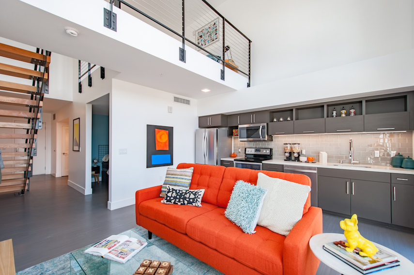 ... IDEA1 Live Work Create Play Apartments San Diego East Village   IDEA  District 32 ...