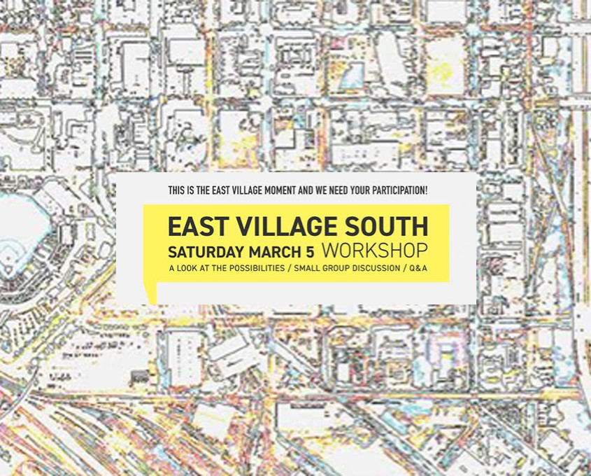 East Village South Feature Image