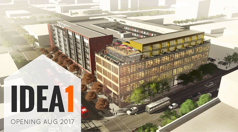 IDEA1 to Open in August 2017 | IDEA District San Diego
