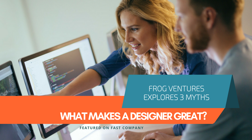 Frog Designers Advice - Fast Company Design - As featured on IDEA District San Diego