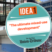 IDEA1 Ultimate Mixed Use - Featured in the San Diego UT - - Live Work Create Apartments in San Diego IDEA District East Village
