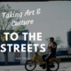 Taking Art & Culture to the Streets - Huffington Post Feature - IDEA District San Diego - IDEA1 Live Work Create Apartments East Village